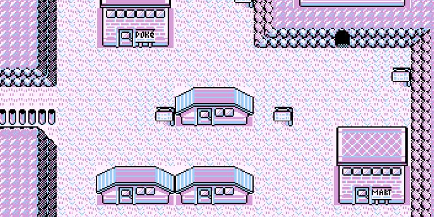 Lavanville dans Pokémon Rouge et Bleu