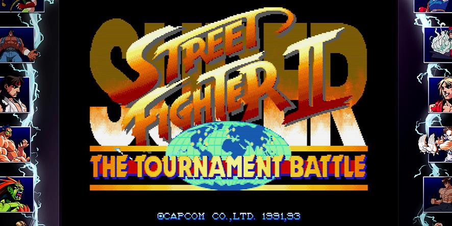 Street Fighter II a participé au renouveau des salles d'arcade