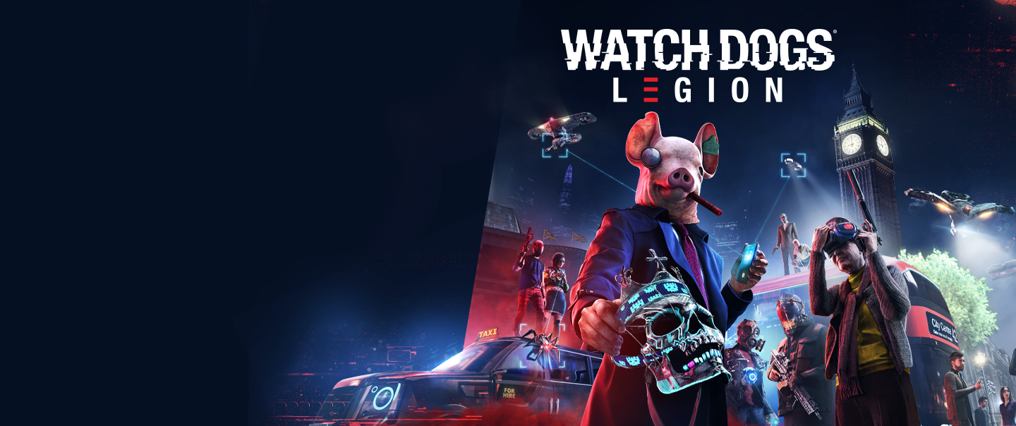 Concours Watch Dogs legion