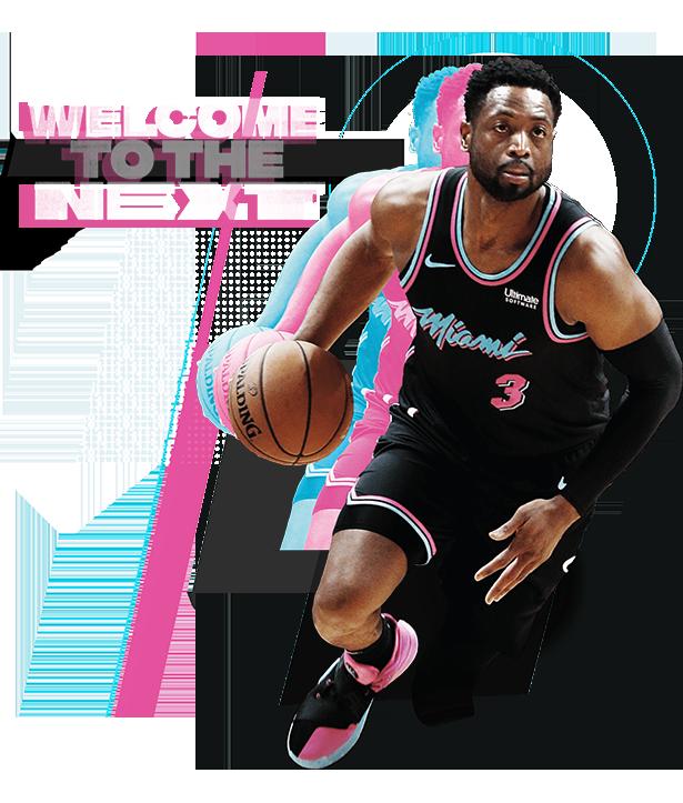 NBA 2K20 Dwyane Wade