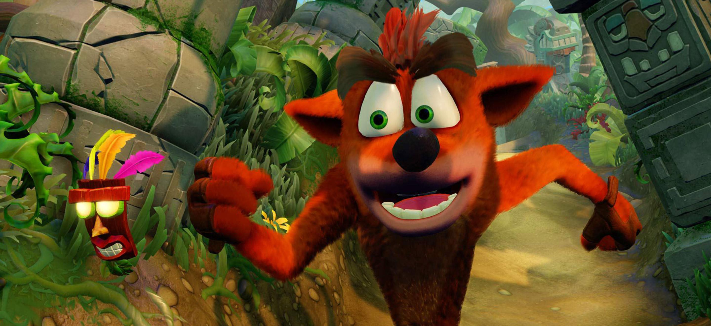 Naughty Dog peut-il revenir au fun de Crash et Jak and Daxter ?