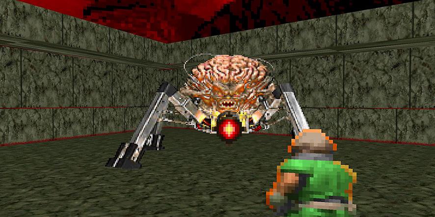 Doom est sorti en 1993 sur PC