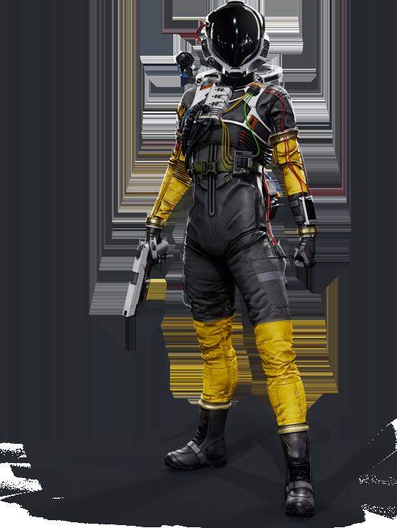 Prototype Suit