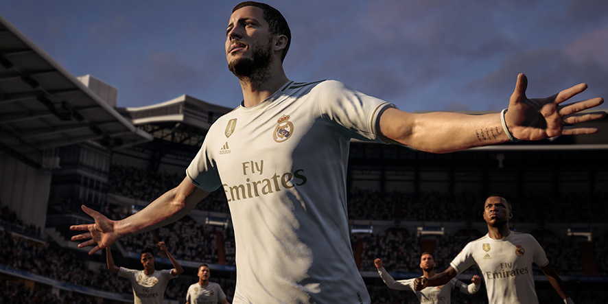 FIFA-gameplay