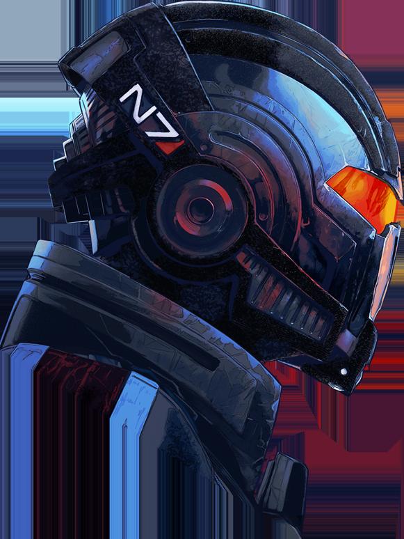 N7 helmet