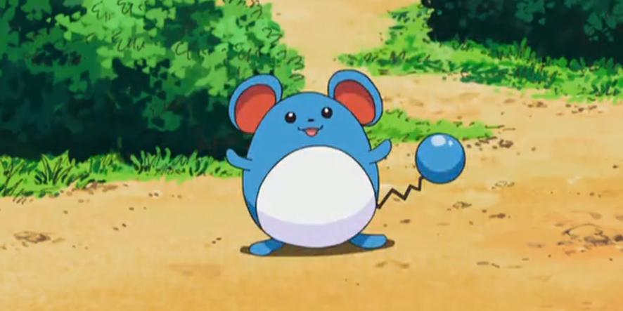 Marill dans Pokémon