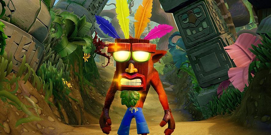 Crash Bandicoot a été repris par Activision