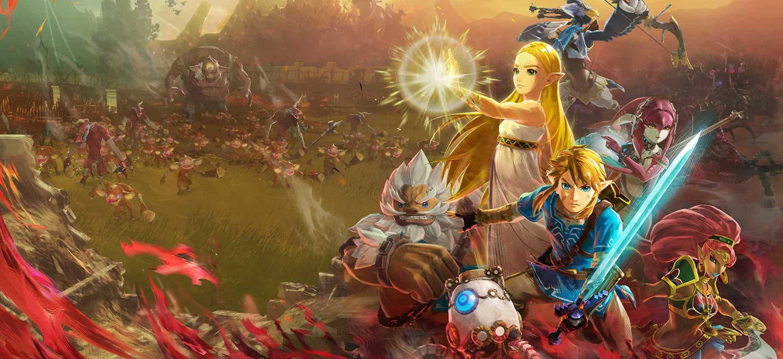 Hyrule Warriors L'ère du Fléau est exactement ce qu'il fallait à Zelda