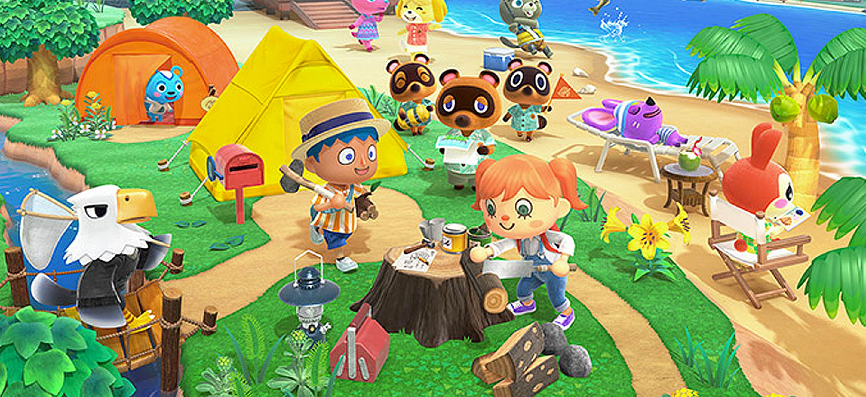 Comment expliquer le succès mondial d'Animal Crossing ?