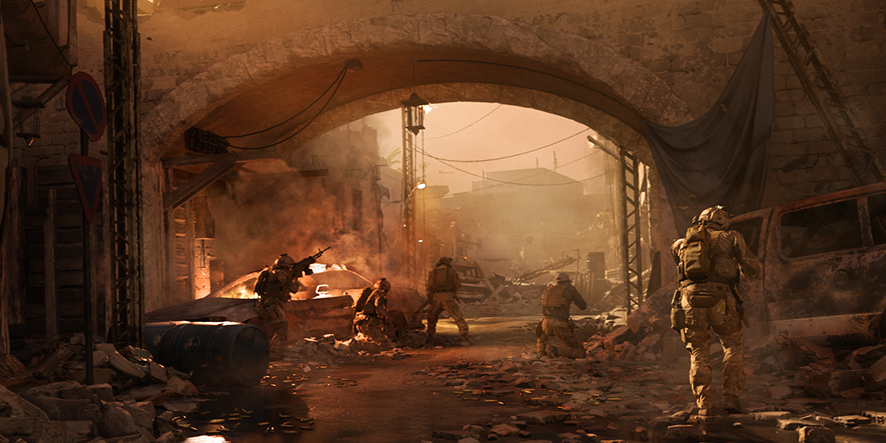 Call of Duty Modern Warfare sort le 25 octobre