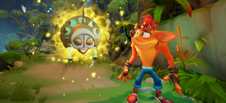 Crash Bandicoot 4 It's About Time est officialisé sur PS4 et Xbox One