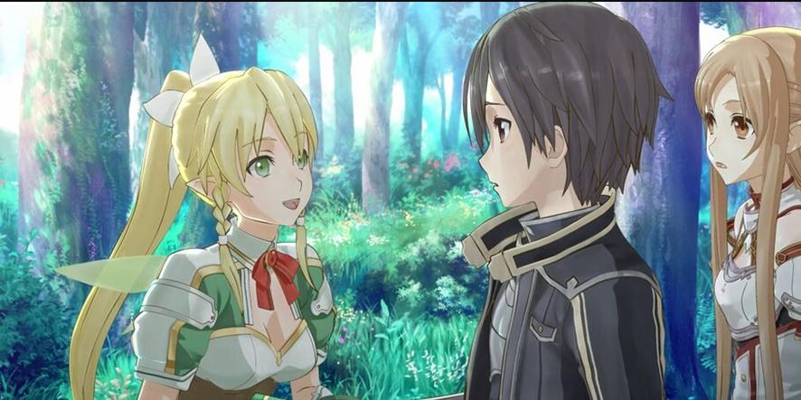 swordartonline-couple