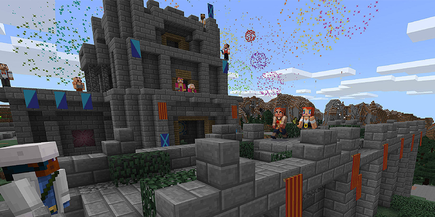 minecraft-chateau