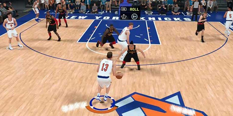 NBA2K-pickandroll