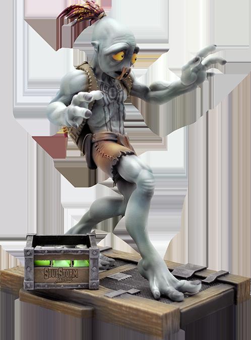 figurine Abe