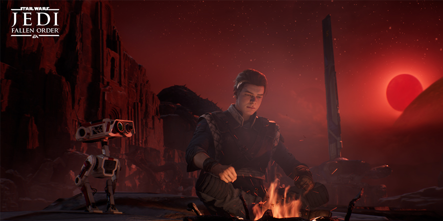 Le héros de Star Wars : Jedi Fallen Order