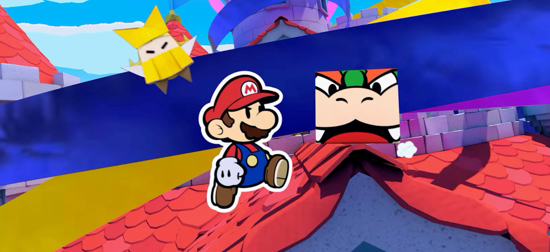 Pourquoi Paper Mario est la meilleure licence Mario