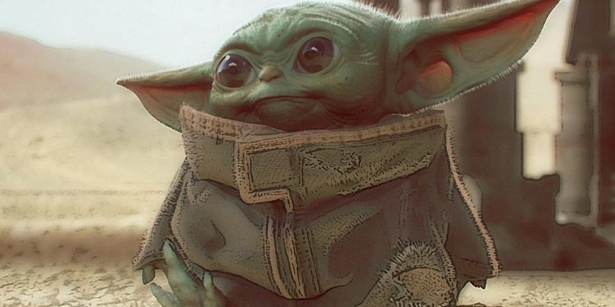 Le premier concept art de Baby Yoda