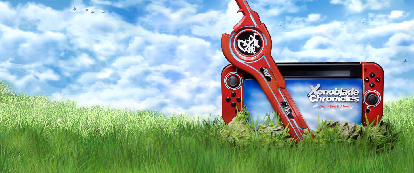 Concours Nintendo Switch Xenoblade Chronicles Definitive Edition