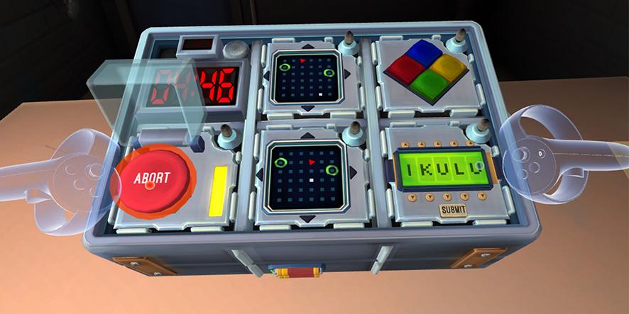 Keep Talking and Nobody Explodes est un jeu en réalité virtuelle
