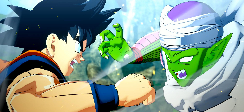Piccolo affronte Son Goku dans Dragon Ball Z : Kakarot