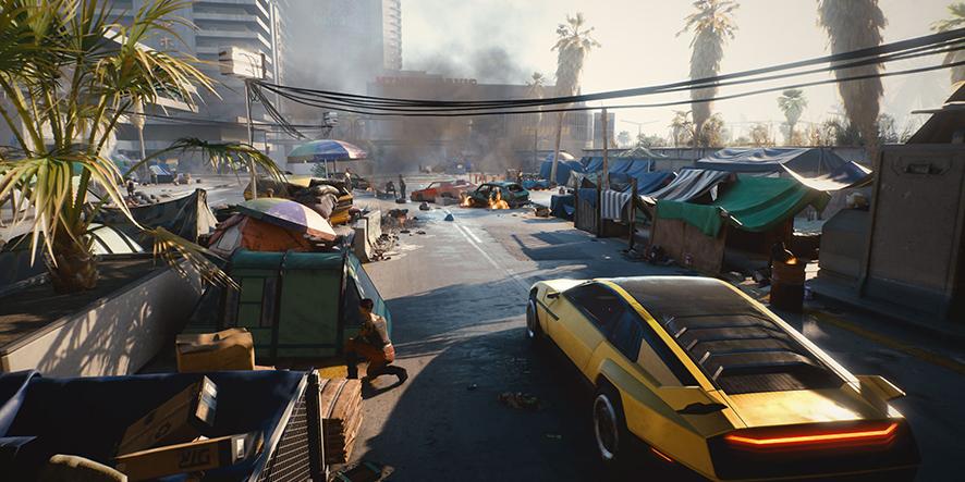 Keanu Reeves, nouvelle icône de l'industrie du jeu vidéo ?