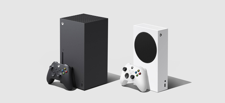 Xbox Series X vs Xbox Series S : le comparatif