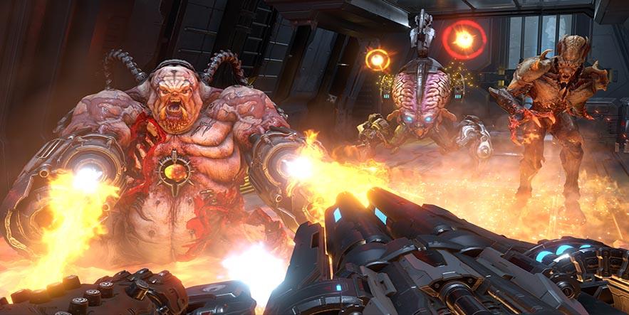 Doom-brute