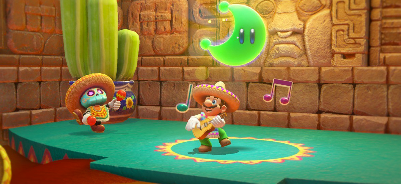 Mario de A à Z