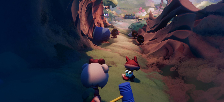 Les classiques du jeu vidéo revisités par les joueurs de Dreams