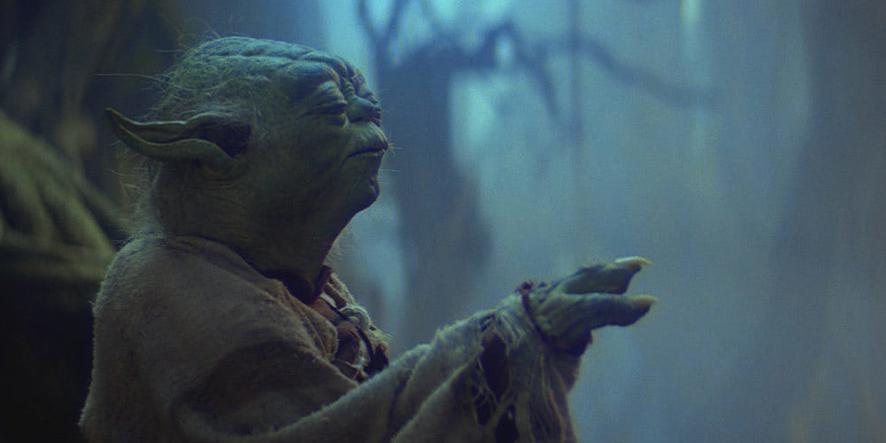 Yoda dans la première trilogie de Star Wars