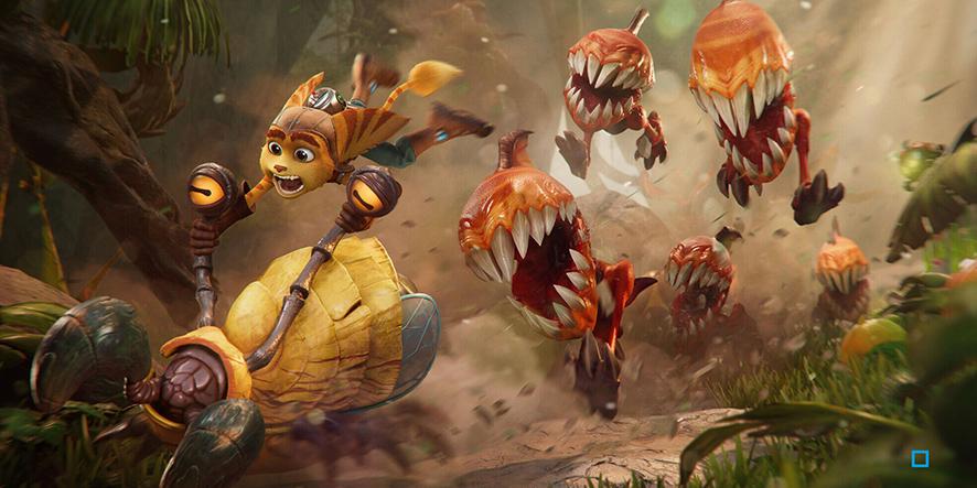 ratchetandclank-monstres