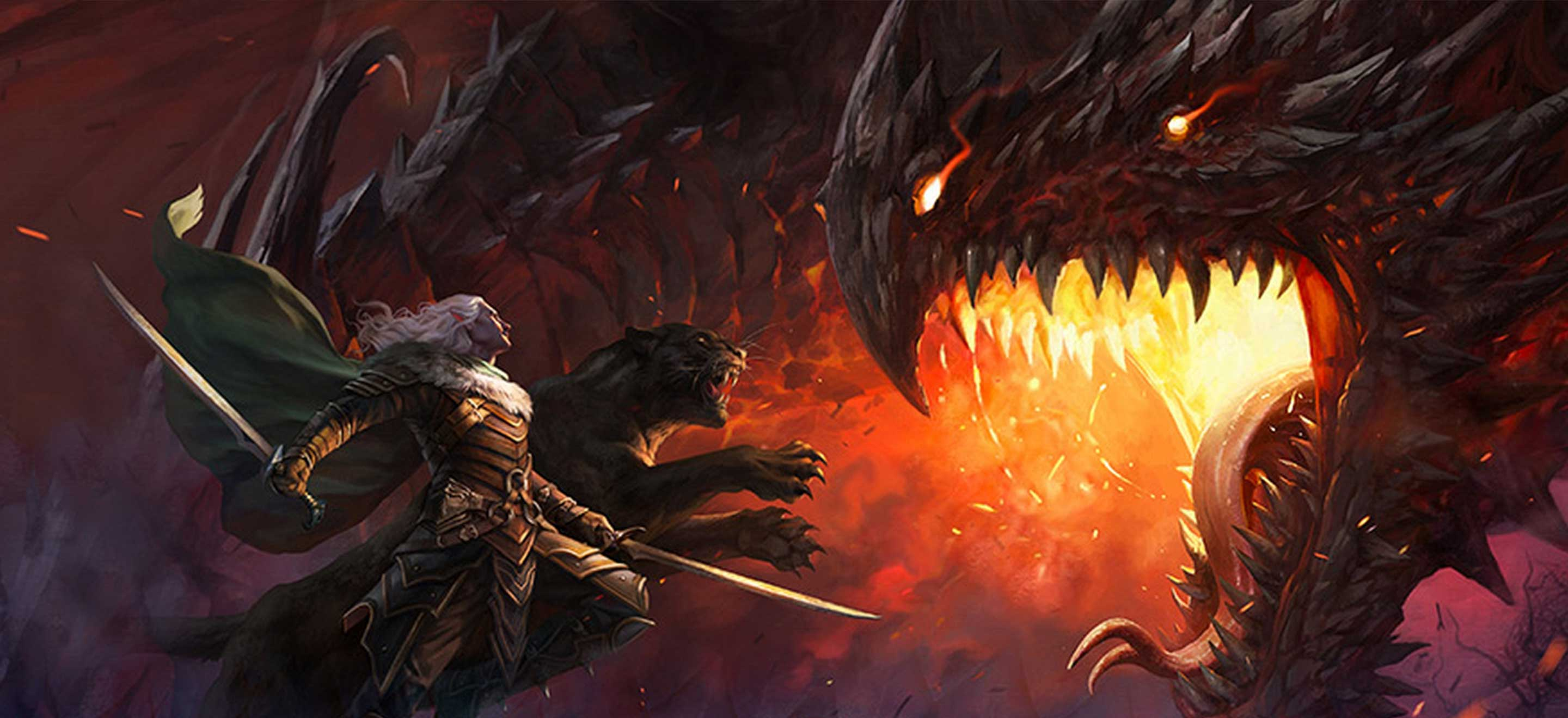 Magic: The Gathering et Dungeons & Dragons s'associent !