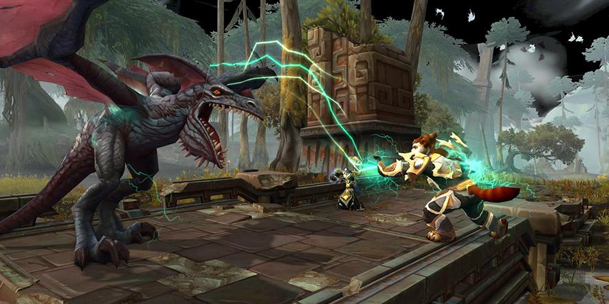 World of Warcraft est sorti en 2004