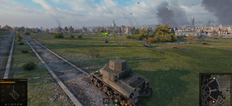World of Tanks : journal du front au cœur du cockpit