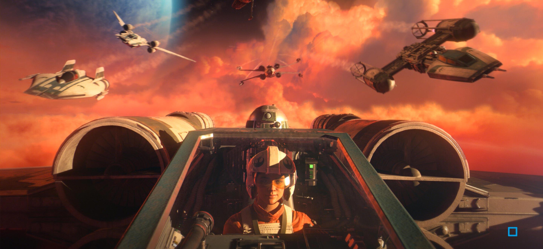 Xbox Game Pass : domptez l'espace avec Star Wars Squadrons