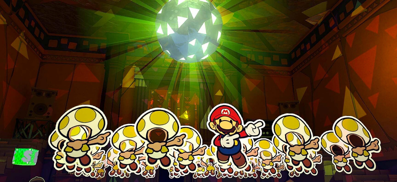 Le monde de Paper Mario existe peut-être vraiment