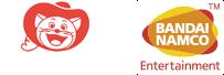 logos Toei Animation et Bandai Namco