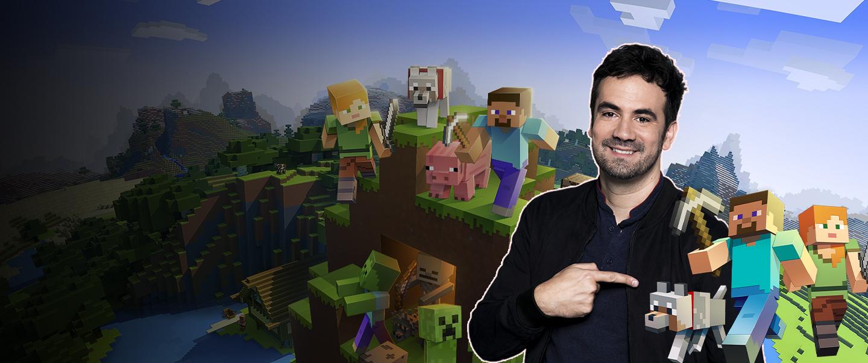 Minecraft VS tes darons : 5 disquettes pour convertir tes parents