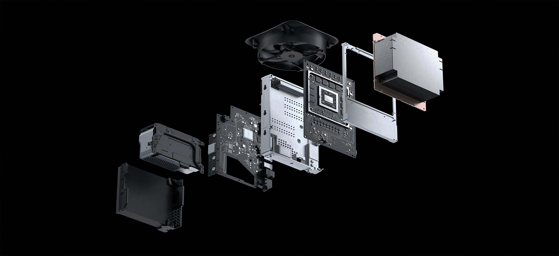 Xbox Series X : Microsoft dévoile un tas d'informations