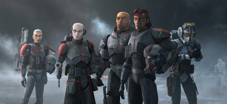 Star Wars : qui sont les clones de The Bad Batch ?