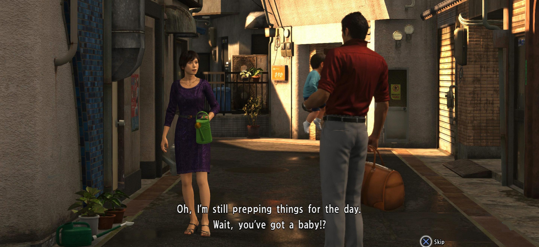 La série Yakuza est sous-cotée, à tort