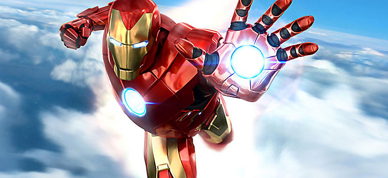 Tout ce qu'on ferait dans l'armure d'Iron Man