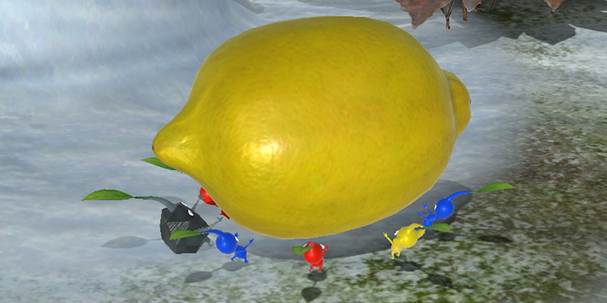 pikmin-citron