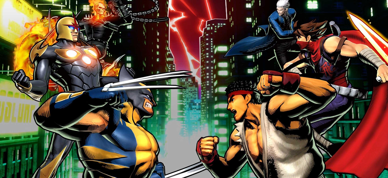 Nous avons besoin d'un nouveau Marvel VS Capcom