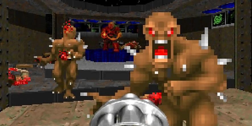 Doom lancera la mode des FPS