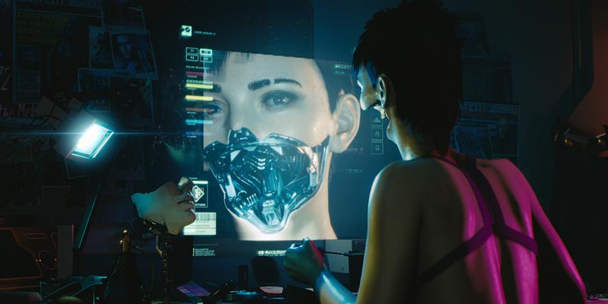 Cyberpunk 2077 sort le 16 avril 2020