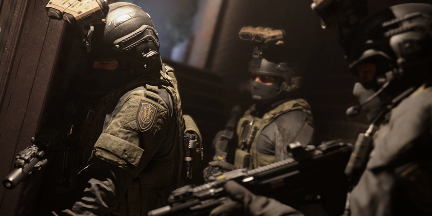 Call of Duty Modern Warfare mettra l'accent sur le multijoueur