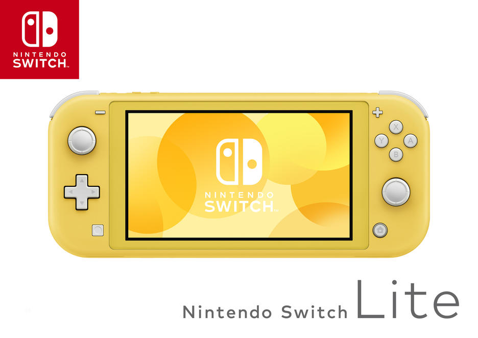 Nintendo Switch Lite Jaune , SWITCH
